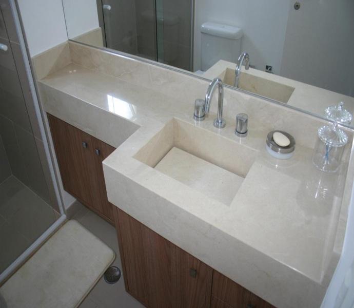 Banheiros e Lavabos  Chiquito Marmoraria – Levando qualidade e bom gosto à s -> Cuba Para Banheiro Com Pedra De Granito